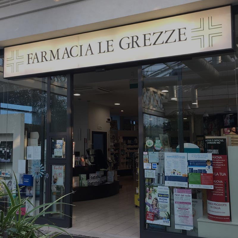 PHARMACY LE GREZZE